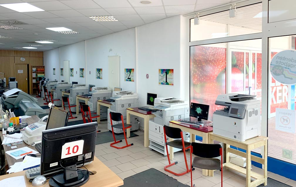 Copy Druckcenter Bochum Druck Print An Der Uni Ihr